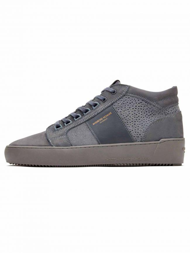 Grey Stingray Propulsion Mid Sneaker