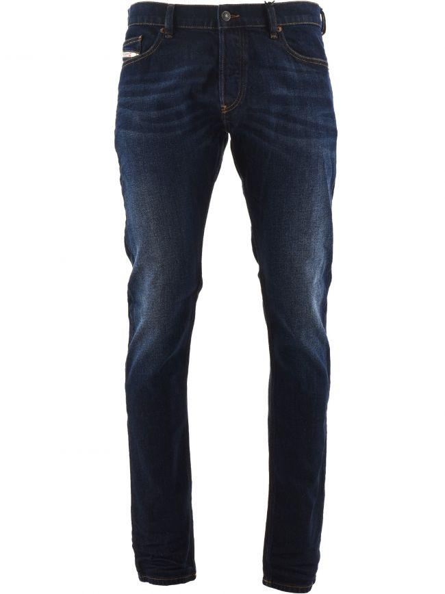 D Luster Blue Jean