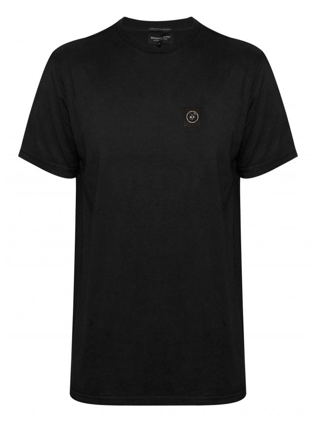 Black Short Sleeve Siren T-Shirt