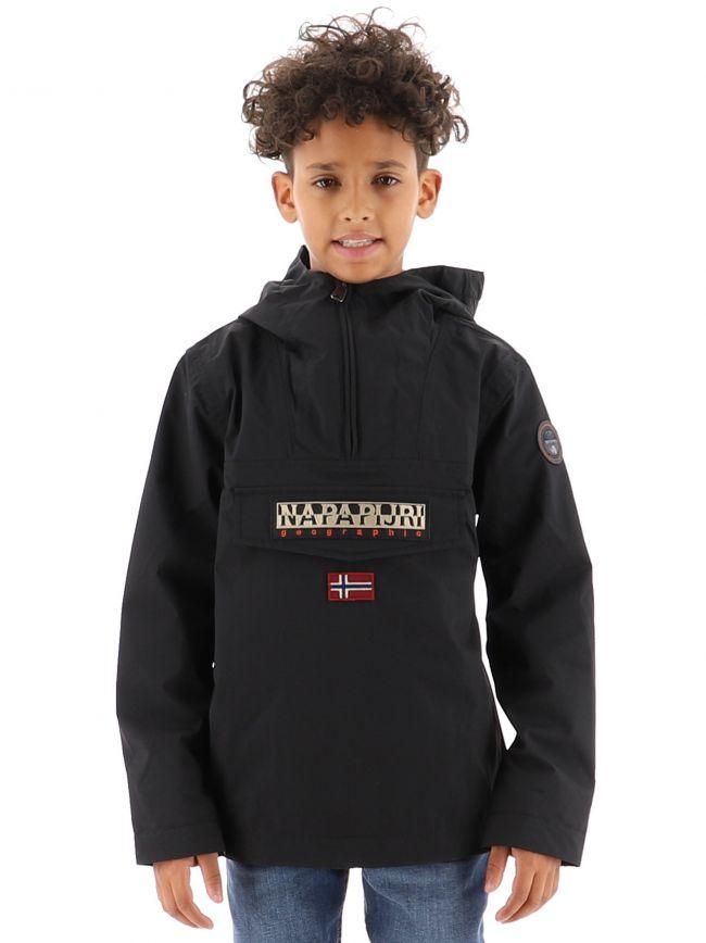 Black Rainforest Sum 3 Jacket