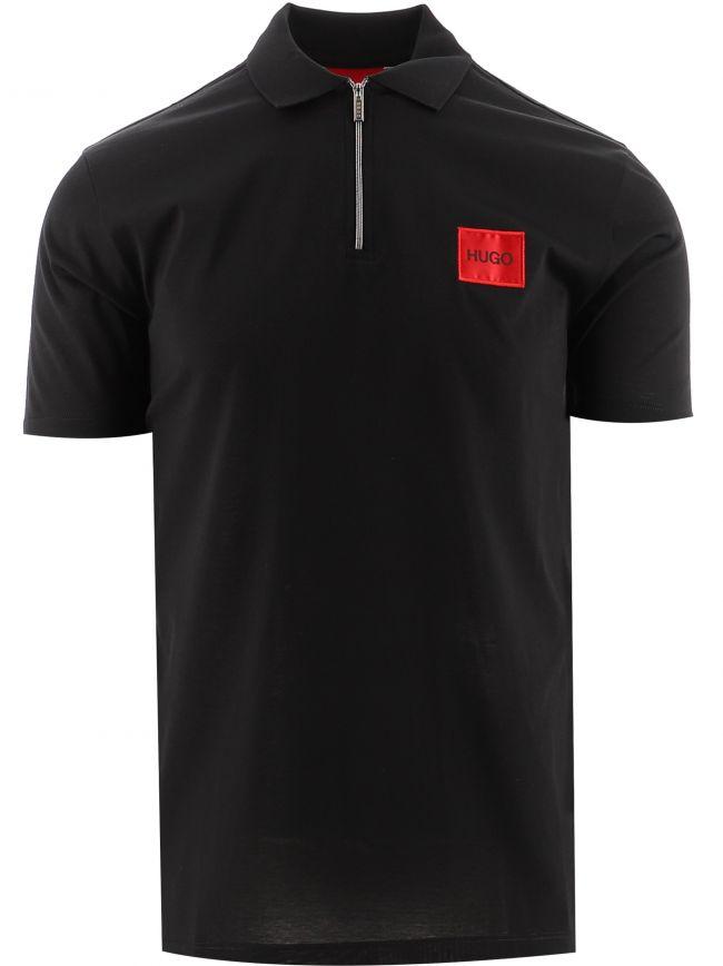 Black Deresom Polo Shirt