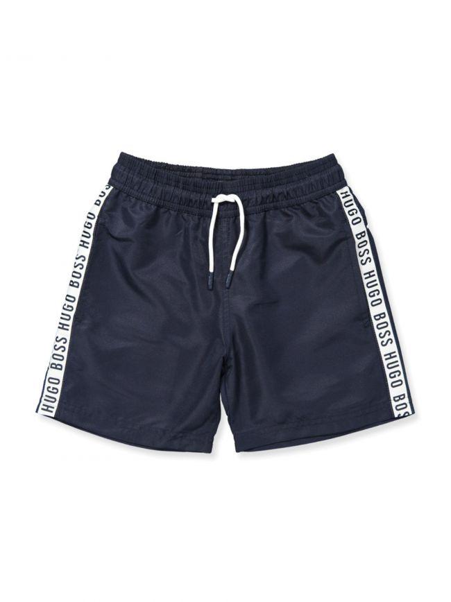 Navy Blue Swim Shorts
