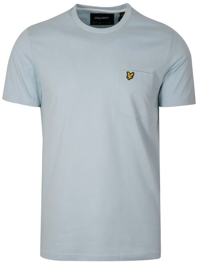 Blue Shore Pocket T-Shirt