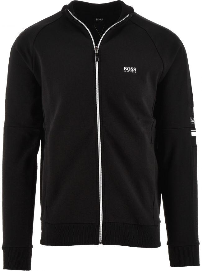 Black Skaz Zip Jacket