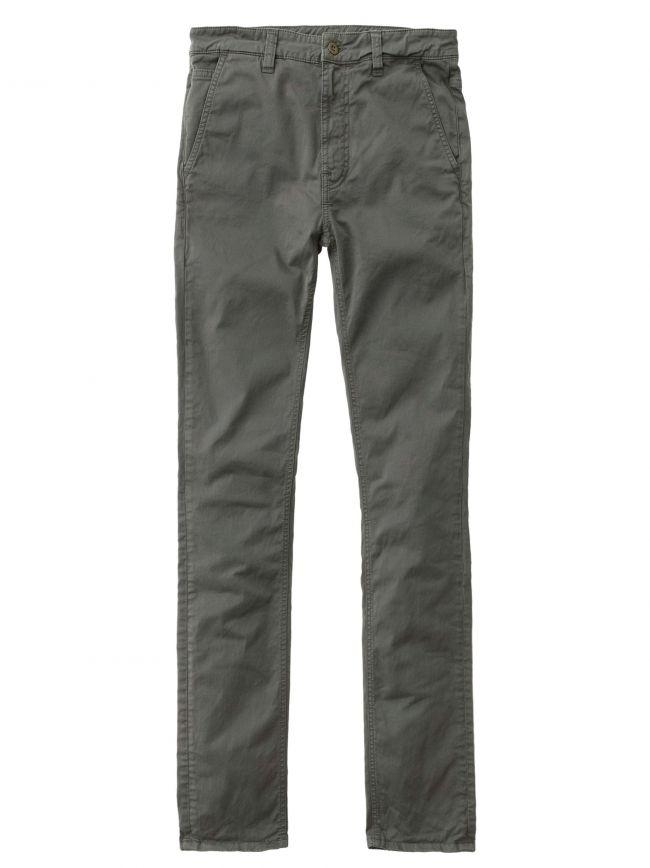 Bunker Green Slim Adam Chino Trousers
