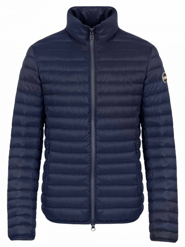 Navy Down Filled Jacket