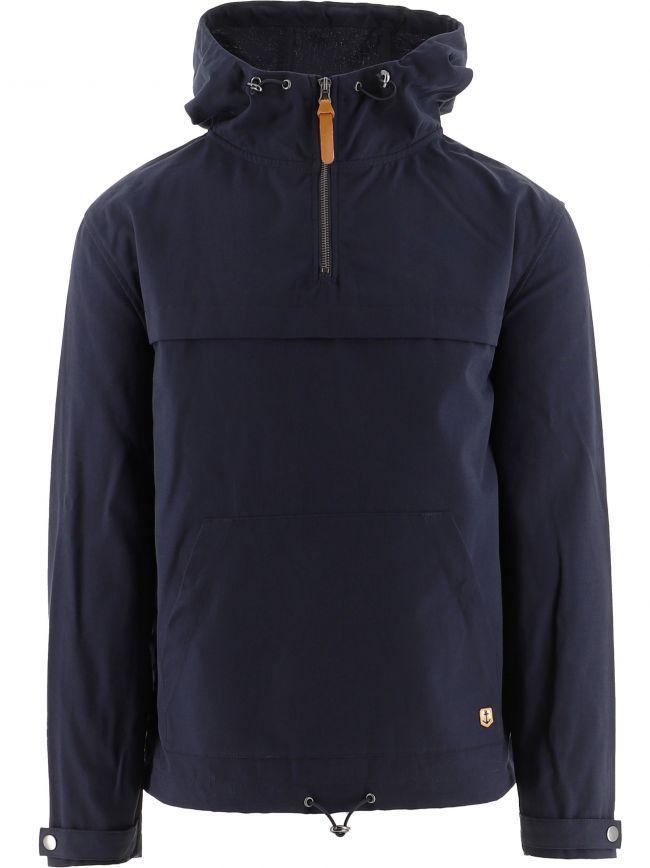 Navy Water-Repellent Jacket