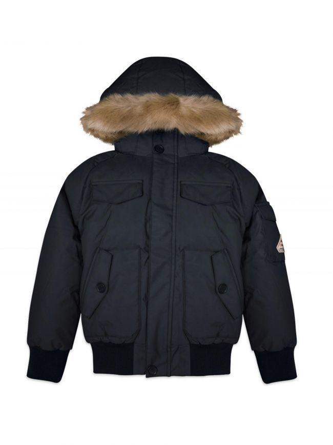 Navy Jami Parka Jacket