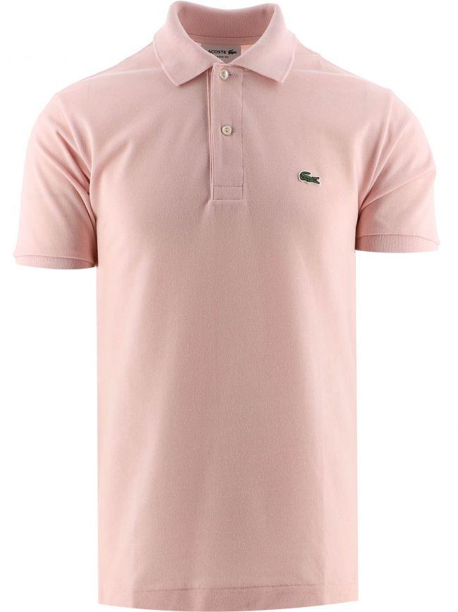 Pink Classic L1212 Polo Shirt