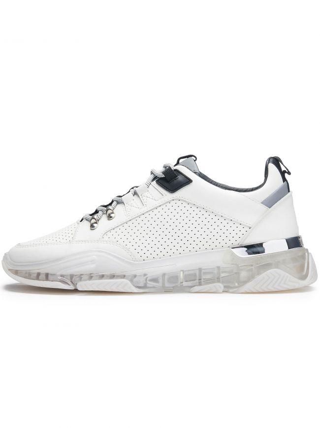 Clear White Elmore Sneaker