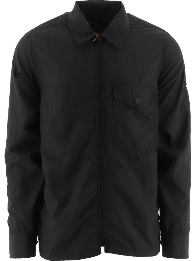Black Lovel 6 Zip Shirt