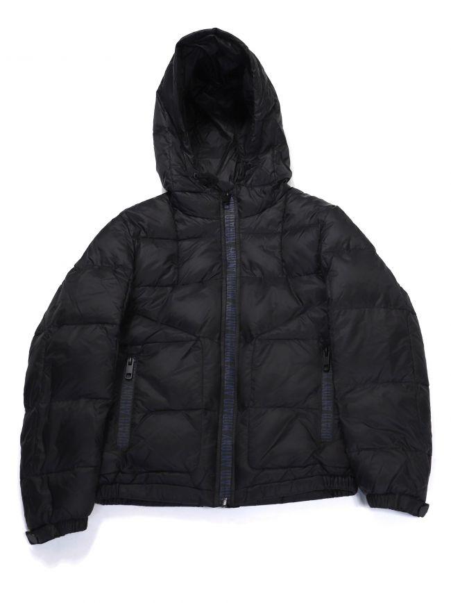 Antony Morato Kids Black Bubble Jacket