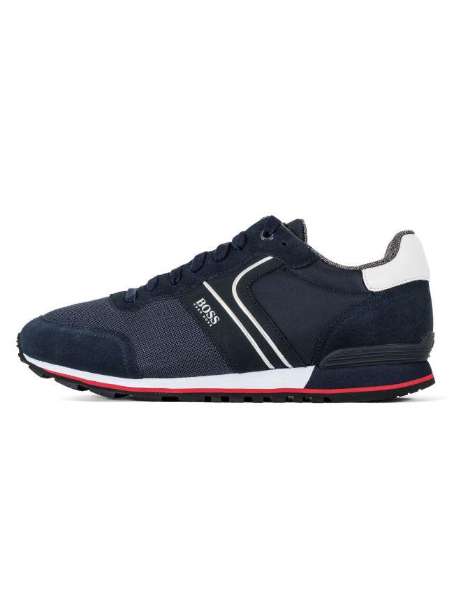 Dark Blue Parkour Runn Nymx Trainer