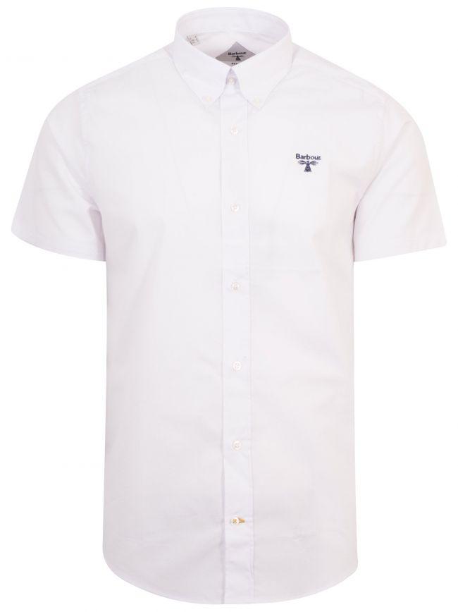 White Seathwaite Short Sleeve Shirt