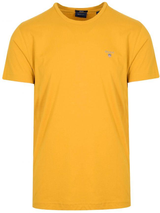 Ivy Gold Classic Crew Neck T-Shirt
