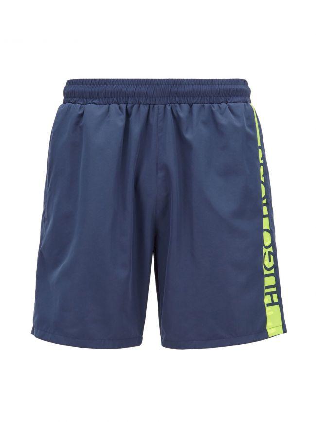 Navy Dolphin Swim Shorts