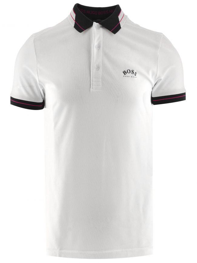 White Paule Polo Shirt