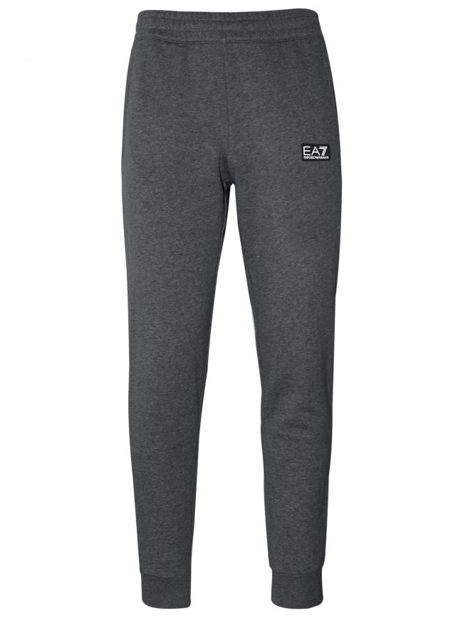 Dark Grey Cuffed Jog Pant