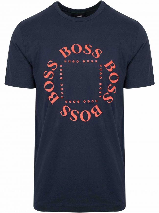 Navy & Red Tee 1 T-Shirt