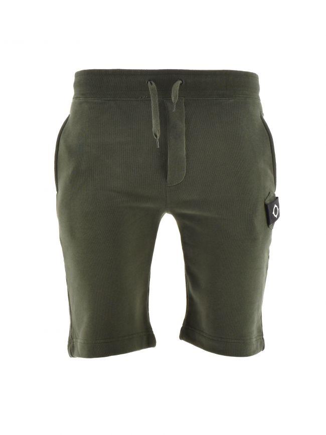Green Core Sweat Short