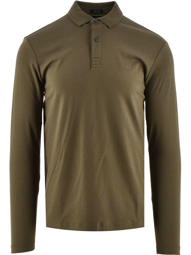 Dark Green Pirol Polo Shirt