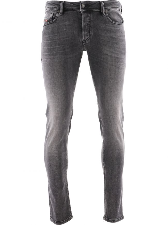 Grey Sleenker X 34 Leg Jean