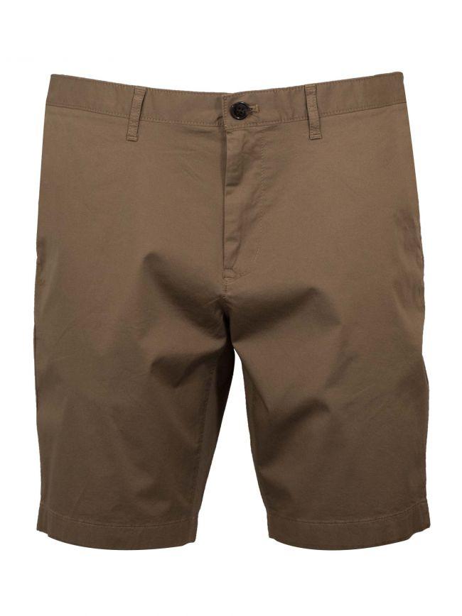 Khaki Chino Short