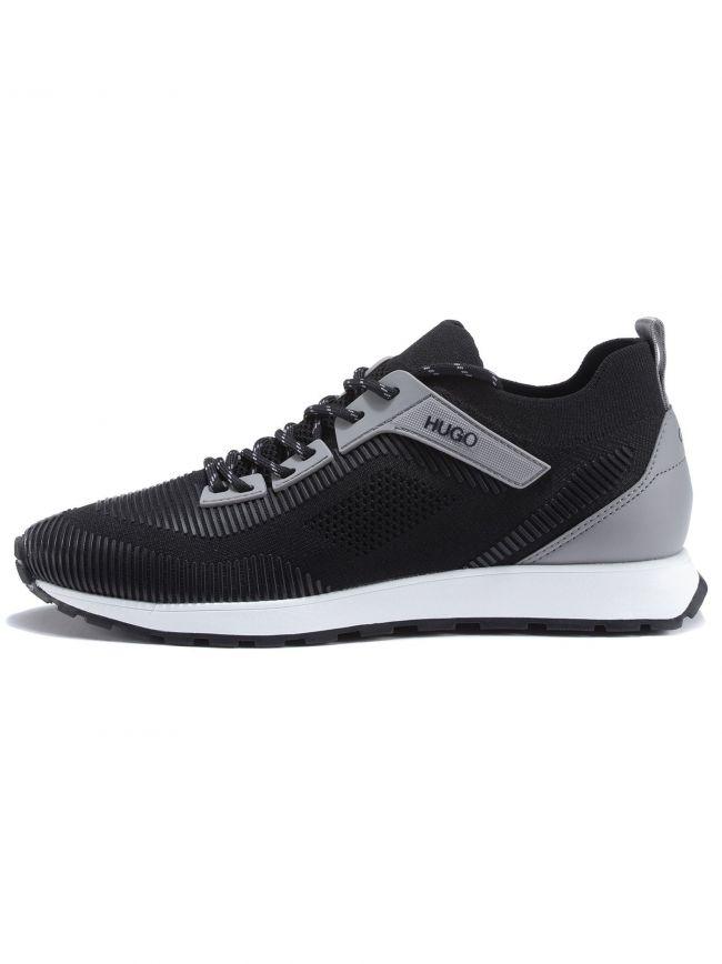 Black Iceline Runner Sneaker