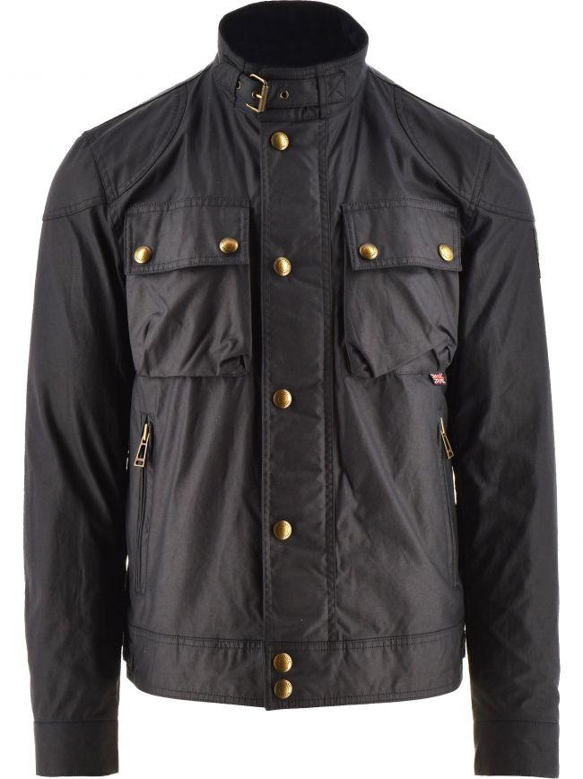 Dark Navy Racemaster Jacket
