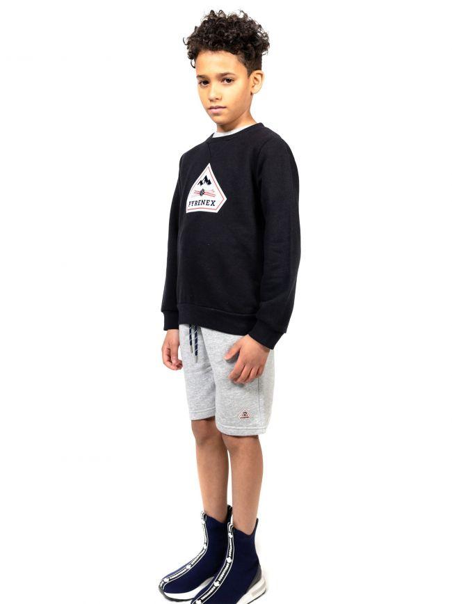 Pyrenex Kids Black Charles Sweatshirt