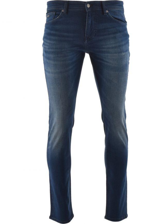 Blue Delaware Jean