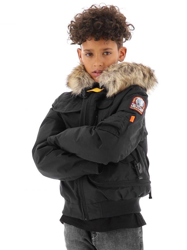 Black Gobi Jacket