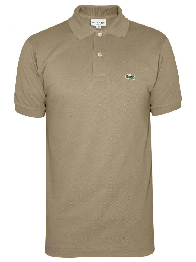 Classic Minor Beige Polo Shirt