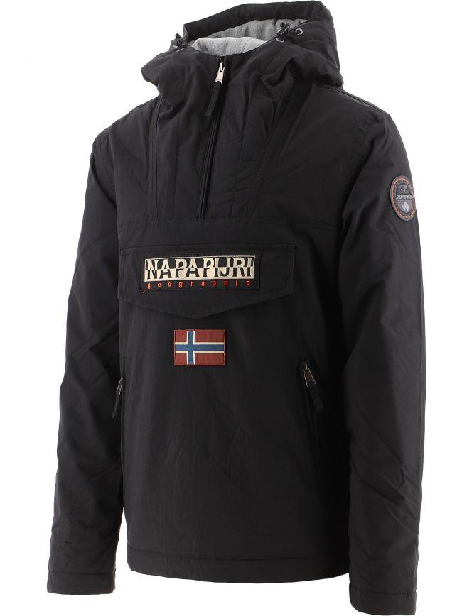 Black Rainforest Jacket