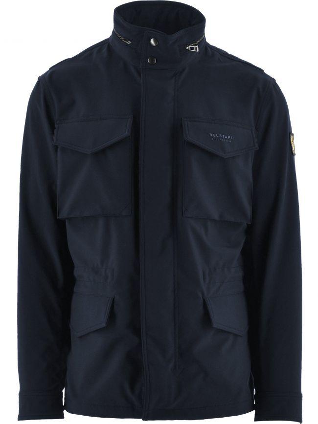 Navy Fieldwood Jacket