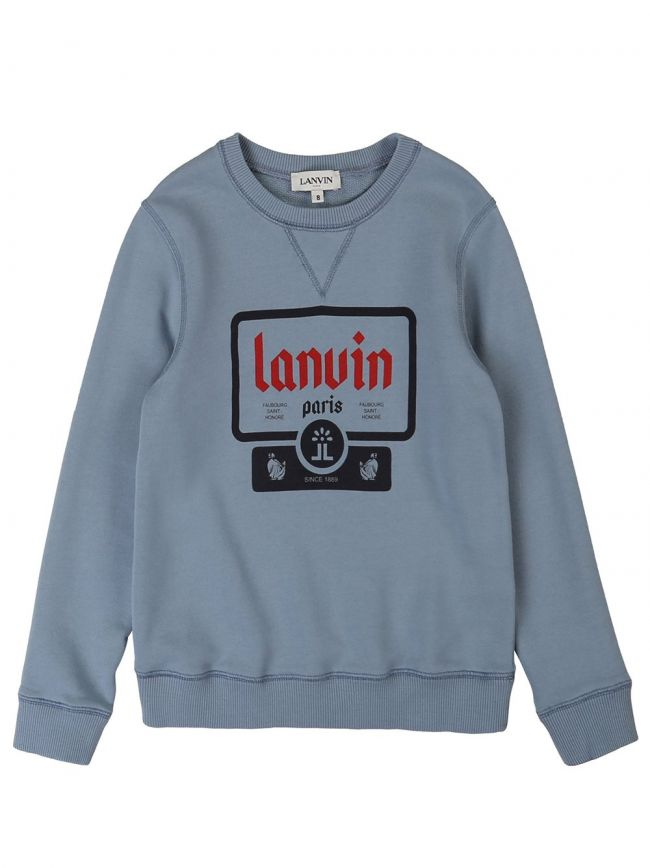Slate Blue Sweatshirt