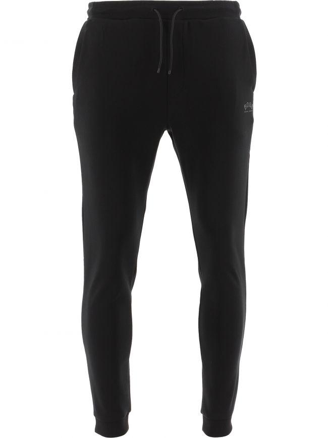 Black Hadiko Jogging Bottoms