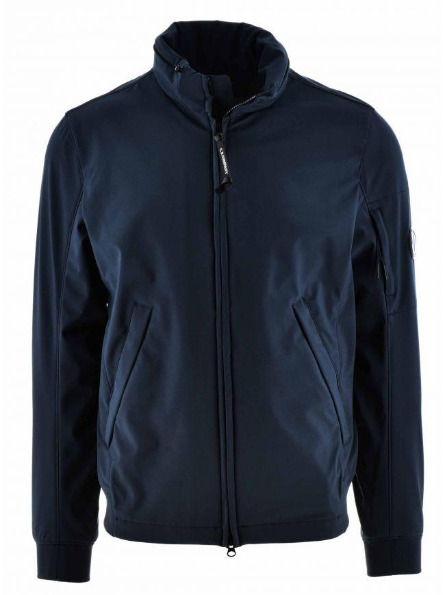 Navy Soft Shell Jacket