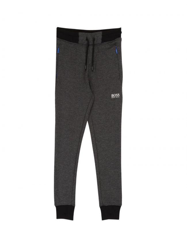 Dark Grey Cuffed Jog Pant