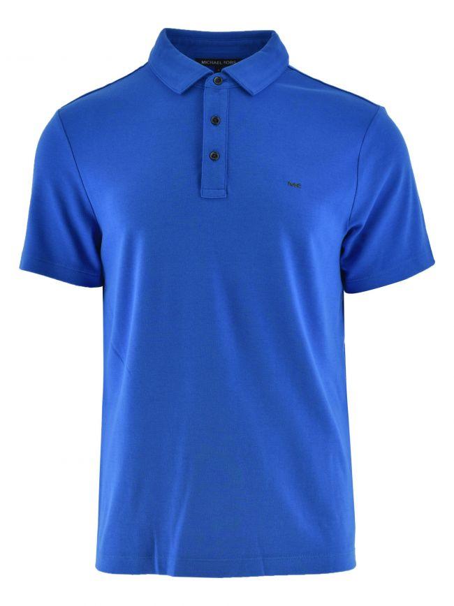 Classic Royal Blue Polo Shirt