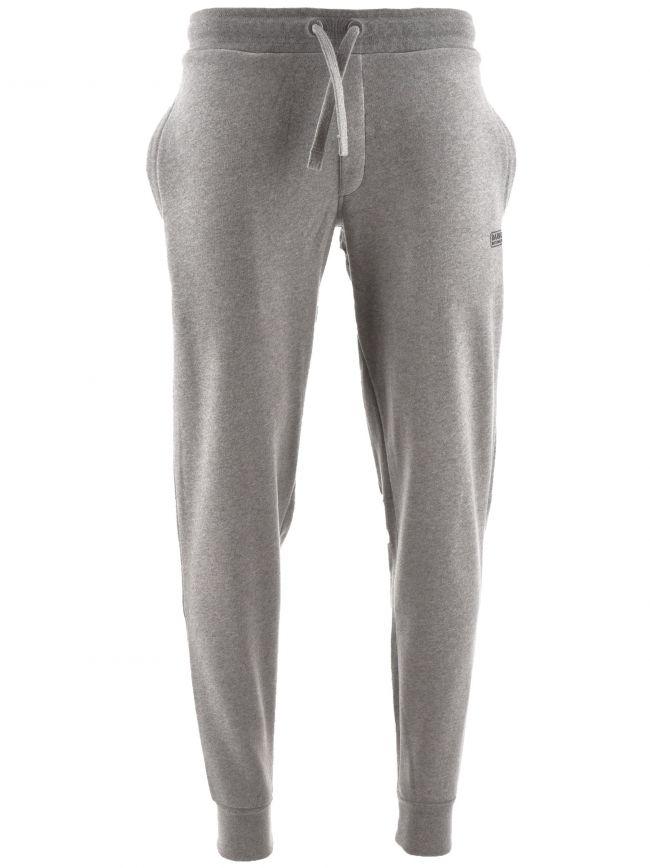 Grey Sport Track Jogging Bottoms