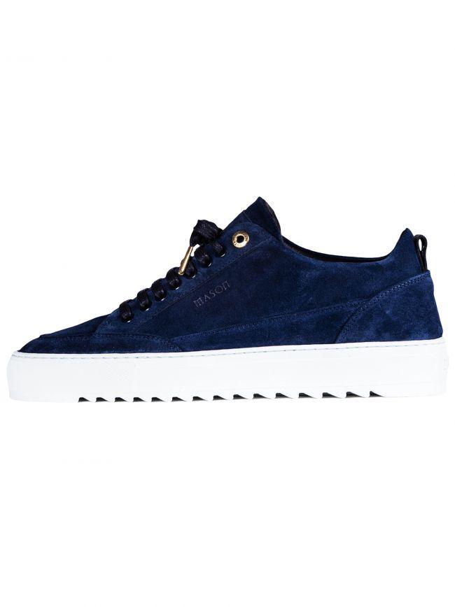 All Navy Tia Nubuck Sneaker