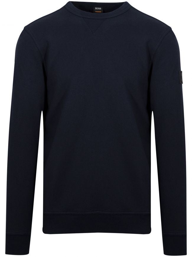 Navy Walkup Sweatshirt