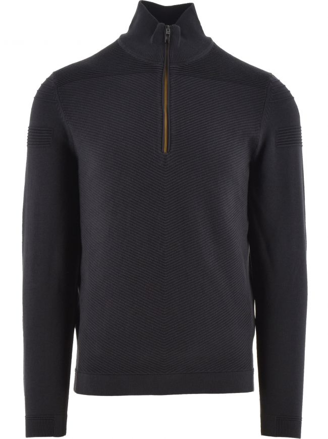 Navy Zomin Sweater