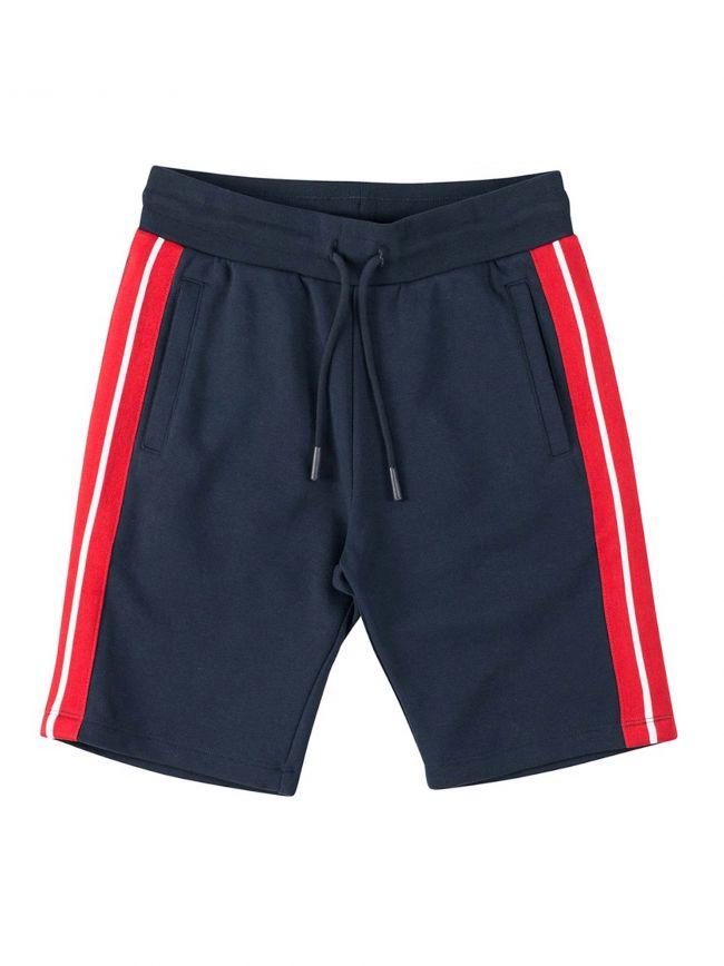 Navy Jersey Short