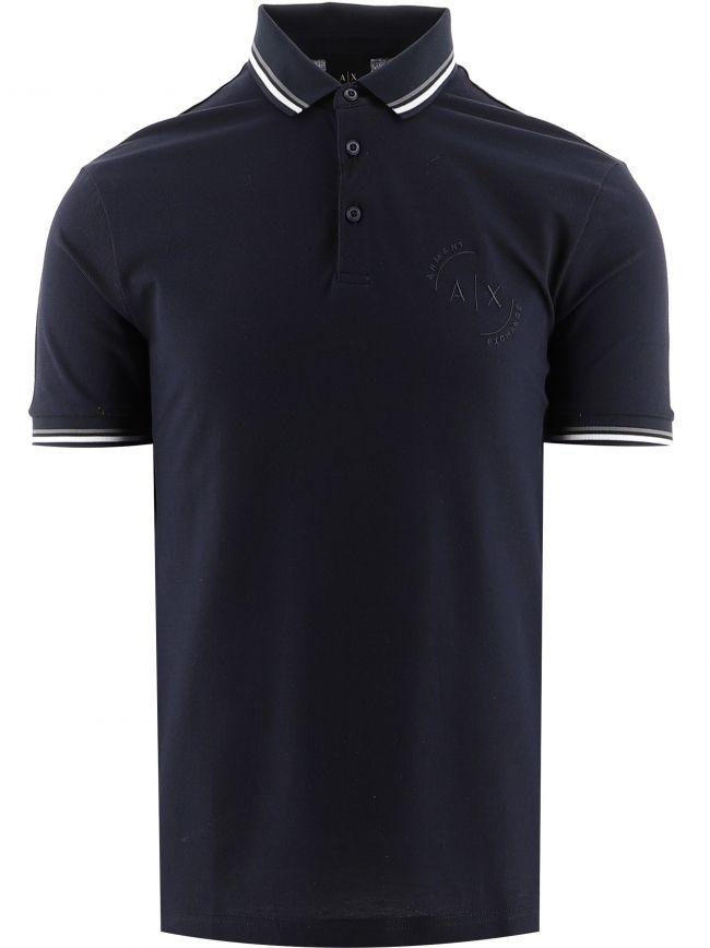 Navy Regular Fit Polo Shirt