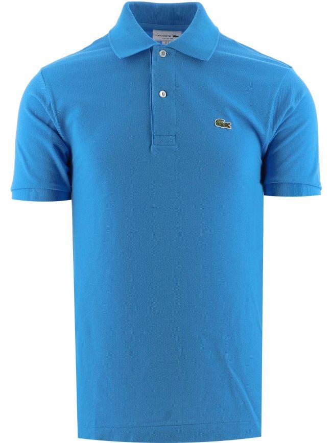 Ibiza Blue Classic L1212 Polo Shirt