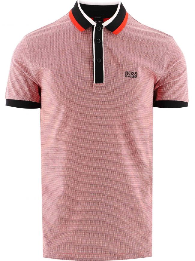 Red Paddy 2 Polo Shirt