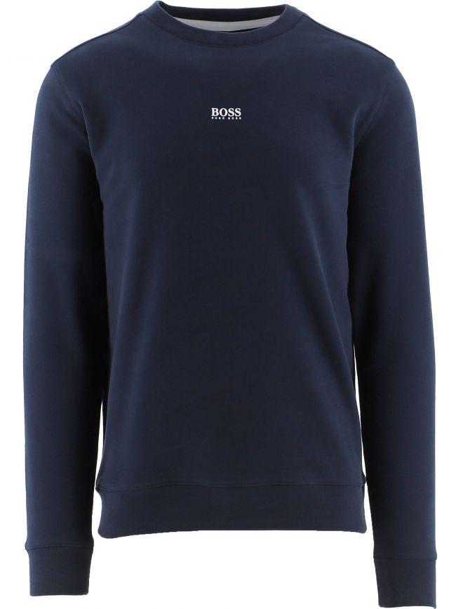 Dark Blue Weevo 2 Sweatshirt