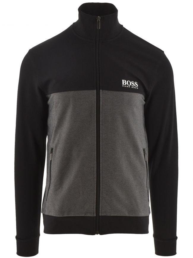 Black Tracksuit Jacket
